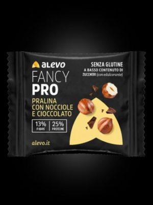 Fancy PRO: pralina con caramello e cioccolato x50