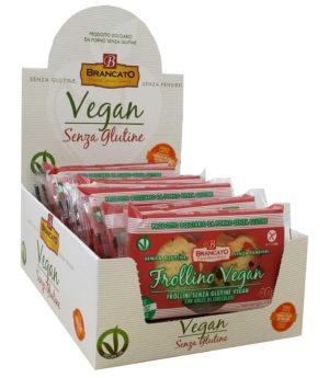 Frollini Vegan con Gocce di Cioccolato x10