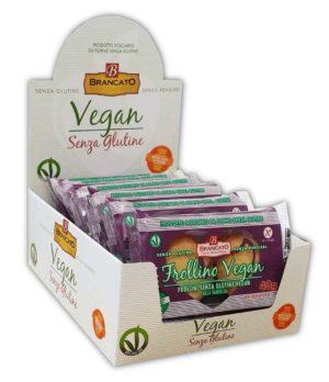 Frollini Vegan alla Vaniglia x10